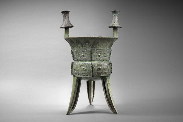 Bronze vessel Jia